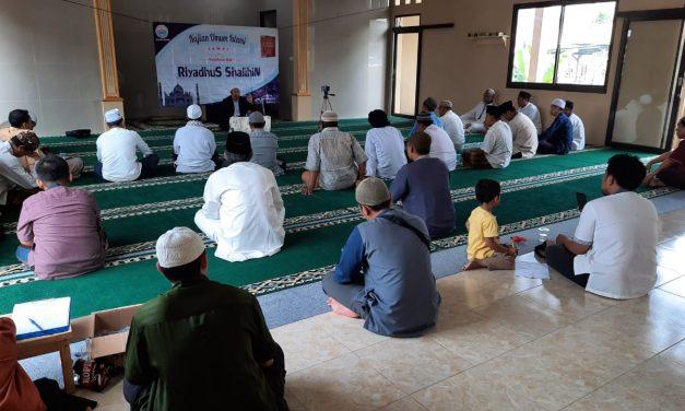 Hasmi Depok Sukses Mengadakn Kajian Umum Di Masjid Al-Musfirain