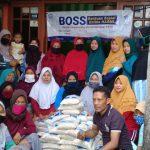 Warga Rt.06 Rw.10 Kel Bojong Pondok Terong Menerima Bantuan Dari HASMI